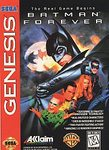 SG: BATMAN FOREVER (GAME)