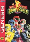 SG: MIGHTY MORPHIN POWER RANGERS (BOX)