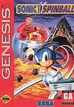 SG: SONIC THE HEDGEHOG SPINBALL (GAME)