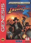 SG: YOUNG INDIANA JONES (GAME)