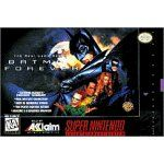 SNES: BATMAN FOREVER (GAME)