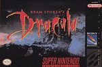 SNES: BRAMS STOKERS DRACULA (REPRODUTION BOX) (BOX)