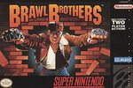 SNES: BRAWL BROTHERS (GAME)
