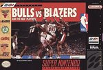 SNES: BULLS VS BLAZERS AND THE NBA PLAYOFFS (GAME)