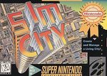SNES: SIMCITY (GAME)