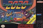 SNES: SUPER BASEBALL 2020 (COMPLETE)