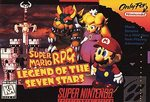 SNES: SUPER MARIO RPG: LEGEND OF THE SEVEN STARS (GAME)