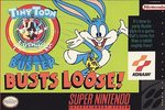 SNES: TINY TOON ADVENTURES: BUSTER BUSTS LOOSE (GAME)