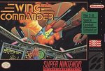 SNES: WING COMMANDER (COMPLETE)