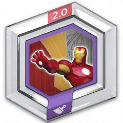 FIG: DISNEY INFINITY 2.0 MARVEL POWER DISC: STARK TECH (USED)