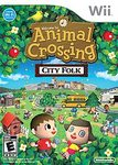 WII: ANIMAL CROSSING: CITY FOLK (COMPLETE)