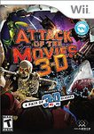 WII: ATTACK OF THE MOVIES 3-D (COMPLETE)