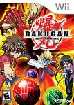WII: BAKUGAN BATTLE BRAWLERS (GAME)