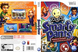 WII: SMARTY PANTS (COMPLETE)