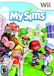 WII: MYSIMS (COMPLETE)