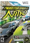 WII: NEED FOR SPEED NITRO (COMPLETE)
