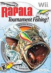 WII: RAPALA TOURNAMENT FISHING (GAME)