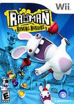 WII: RAYMAN RAVING RABBIDS (COMPLETE)
