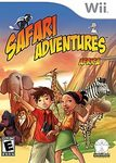WII: SAFARI ADVENTURES AFRICA (COMPLETE)