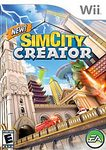 WII: SIMCITY CREATOR (COMPLETE)