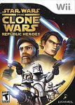 WII: STAR WARS: THE CLONE WARS: REPUBLIC HEROES (COMPLETE)