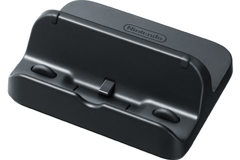 WIIU: AC ADAPTER / PSU - NINTENDO - CHARGING DOCK FOR GAMEPAD (USED)