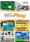 WII: WII PLAY (COMPLETE)