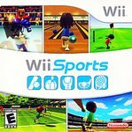 WII: WII SPORTS (SLEEVE) (COMPLETE)