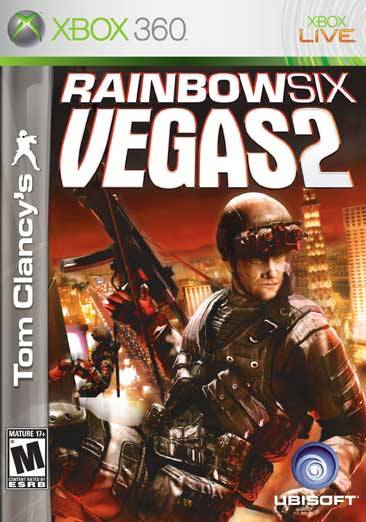 360: TOM CLANCYS RAINBOW SIX VEGAS 2 (GAME)