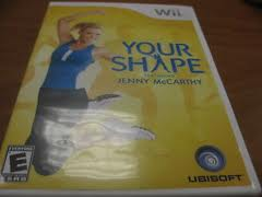 WII: YOUR SHAPE FEATURING JENNY MCCARTHY (NEW)